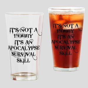 SKILLS Drinking Glass