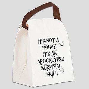 SKILLS Canvas Lunch Bag