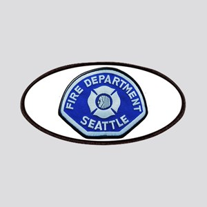 Seattle Fire Department Patch