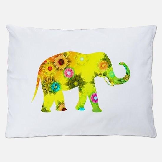 Cute Elephants Dog Bed