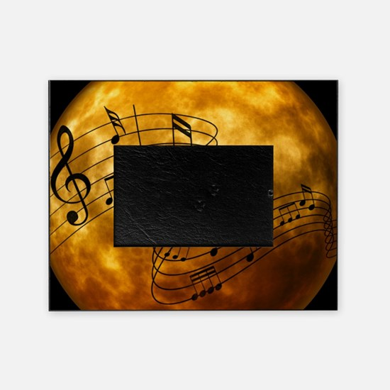 Clef Picture Frame