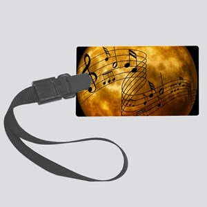 Clef Large Luggage Tag