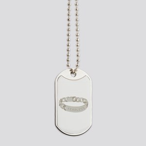 Fearless Bracelet Dog Tags