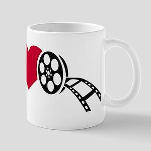 I love Movies Mug