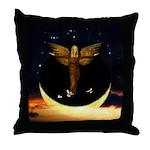 #188 Angel : Throw Pillow