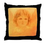 #196 Angel : Throw Pillow