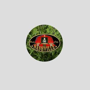 I Love Nashville-04 Mini Button