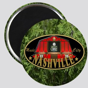I Love Nashville-04 Magnet