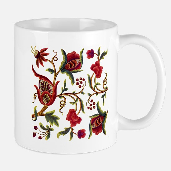 Princess Anne Embroidery Mug