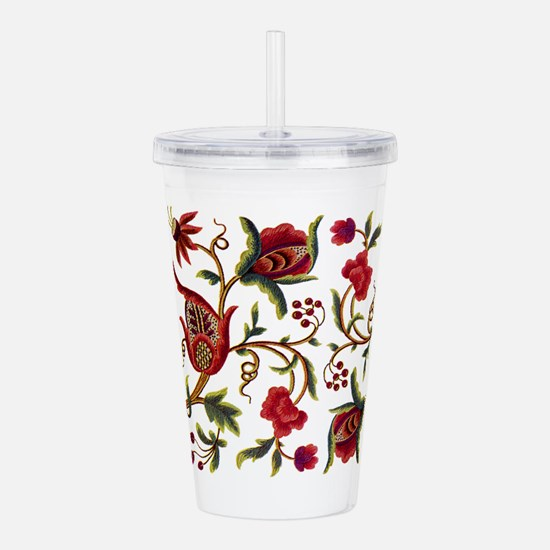 Princess Anne Embroide Acrylic Double-wall Tumbler