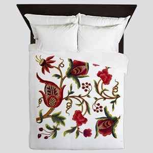 Princess Anne Embroidery Queen Duvet