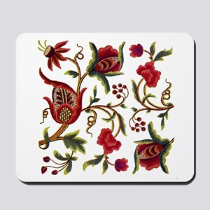Princess Anne Embroidery Mousepad