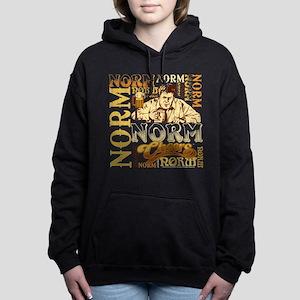 Cheers: Norm Women's Hooded Sweatshirt
