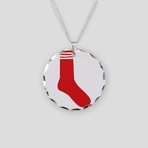 Crew Sock Necklace