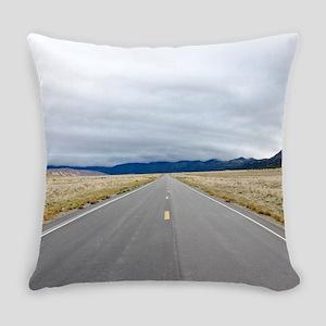 Open Roads Everyday Pillow