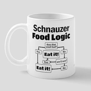 Schnauzer Food Mug