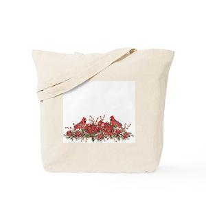 Cardinal Canvas Tote Bags - CafePress 294c0180faa23