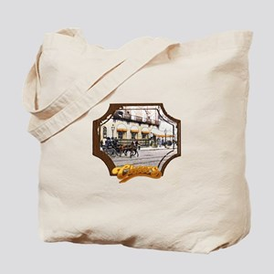 Cheers Opening Horse Tote Bag