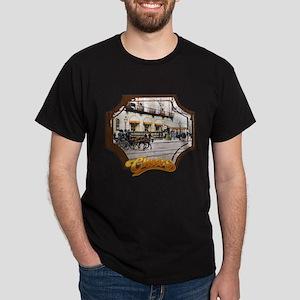 Cheers Opening Horse Dark T-Shirt