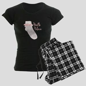 Poodle Palace Pajamas