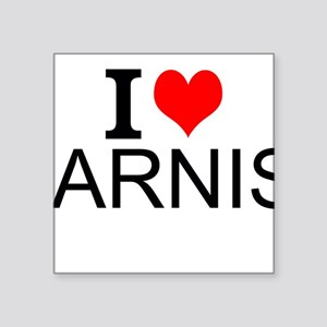 I Love Arnis Sticker