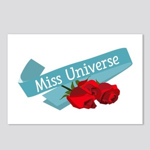 Miss Universe Postcards (Package of 8)