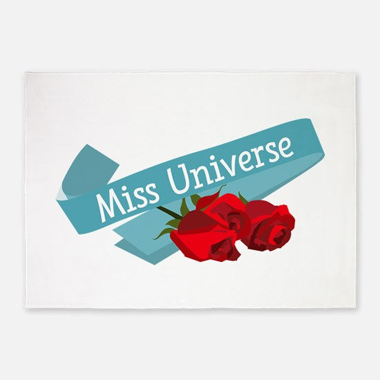 Miss Universe 5'x7'Area Rug
