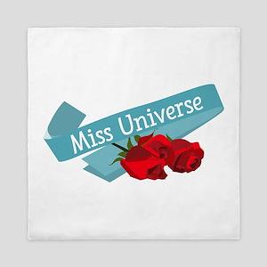 Miss Universe Queen Duvet