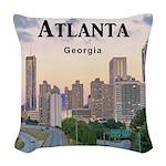 Alanta Woven Throw Pillow