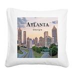 Alanta Square Canvas Pillow