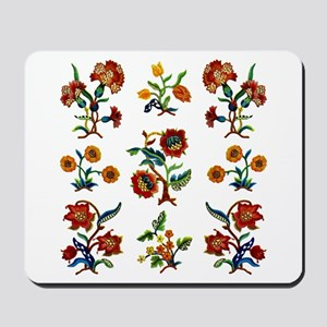 Monmouth Embroidery Mousepad