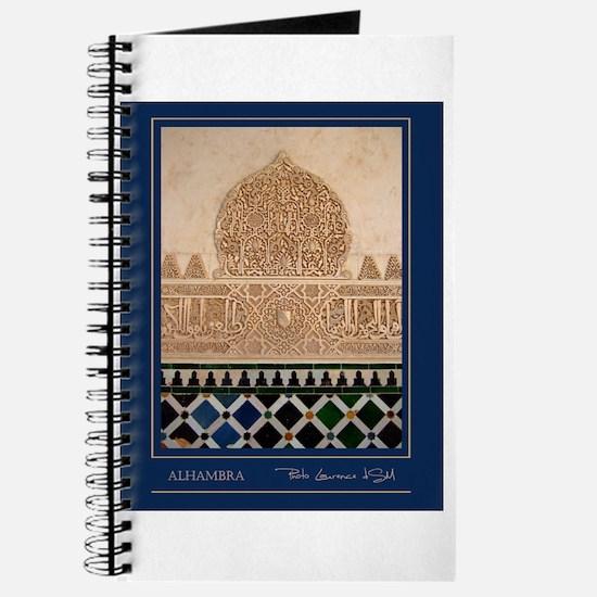 """Granada-Alhambra-3-"" Journal"
