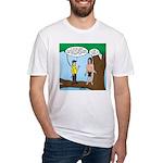 Tarzan Camp Gadgets Fitted T-Shirt