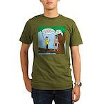 Tarzan Camp Gadgets Organic Men's T-Shirt (dark)