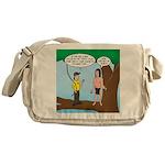 Tarzan Camp Gadgets Messenger Bag