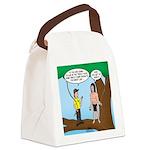 Tarzan Camp Gadgets Canvas Lunch Bag