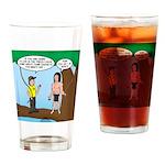 Tarzan Camp Gadgets Drinking Glass