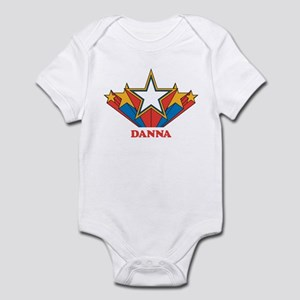 DANNA superstar Infant Bodysuit
