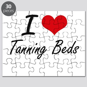 I love Tanning Beds Puzzle