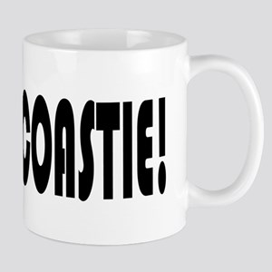 "I ""Heart"" My Coastie! Mug"
