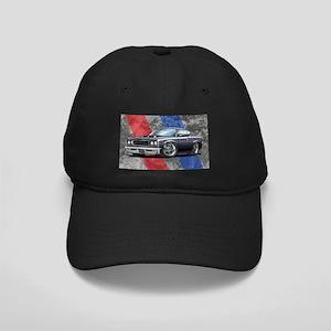 AMC_Rebel_black Baseball Hat