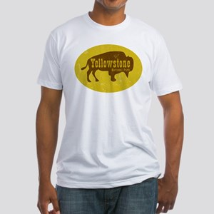 Yellowstone Bison Decal T-Shirt