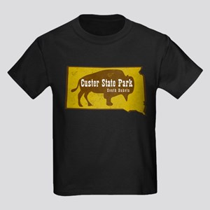 Custer State Park Bison T-Shirt