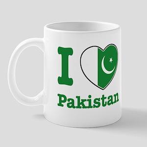 I love Pakistan Mug
