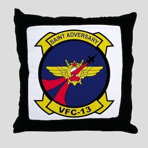 VFC-13 Saints Throw Pillow