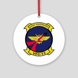 VFC-13 Saints Ornament (Round)