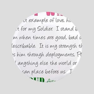 I am...Army Wife Button