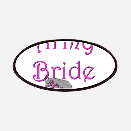 Army Bride Dog Tag 2008.png Patch
