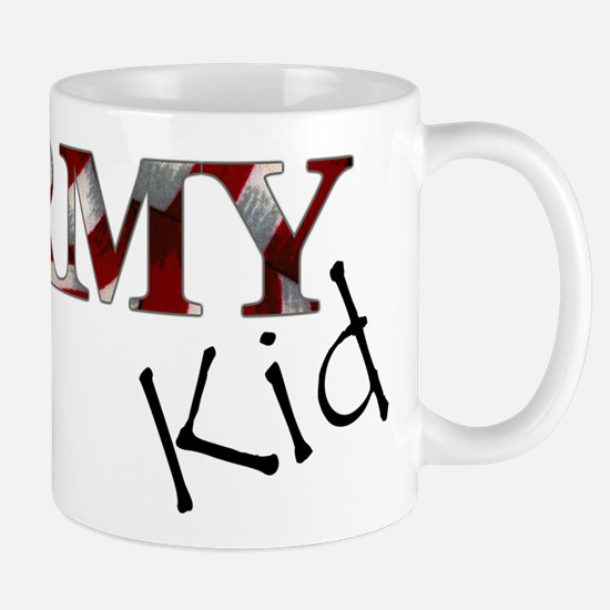 Cute Army kid Mug