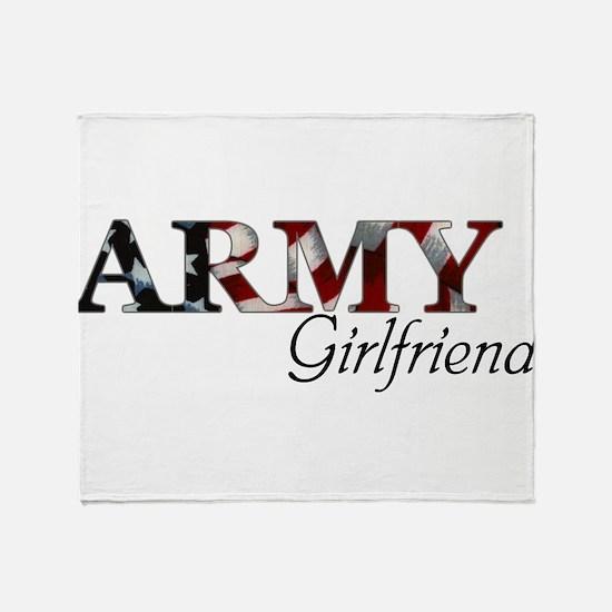 Cute Army pride Throw Blanket